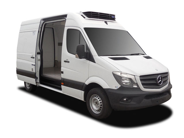Mercedes Sprinter Chiller
