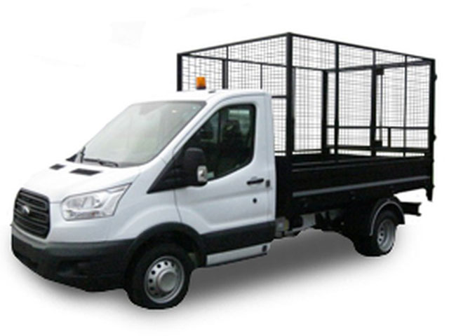 Caged Tippers
